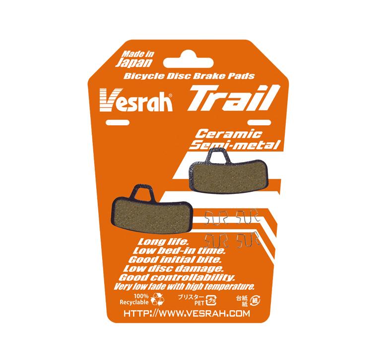 VESRAH ディスクブレーキパッド BP-036