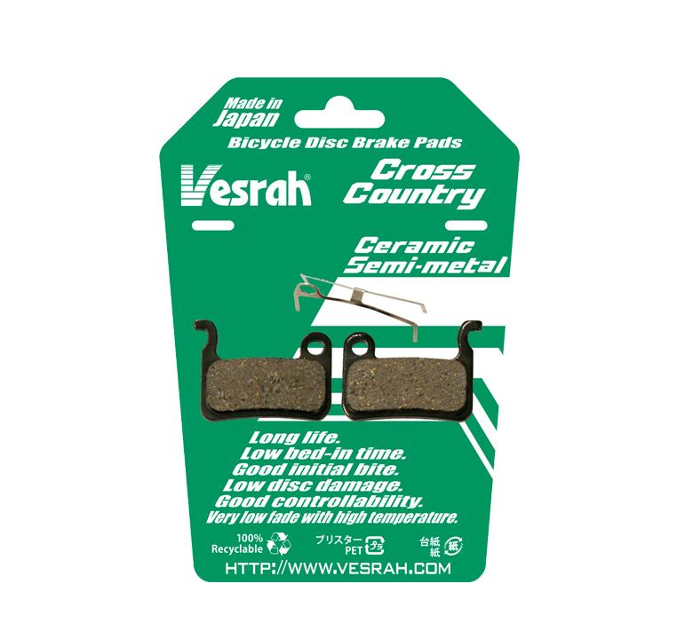 VESRAH ディスクブレーキパッド BP-004C
