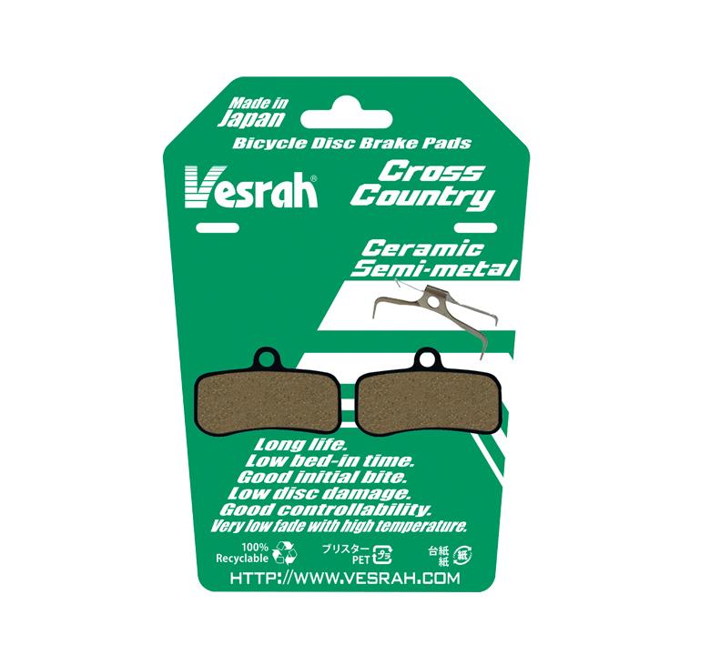 VESRAH ディスクブレーキパッド BP-034C