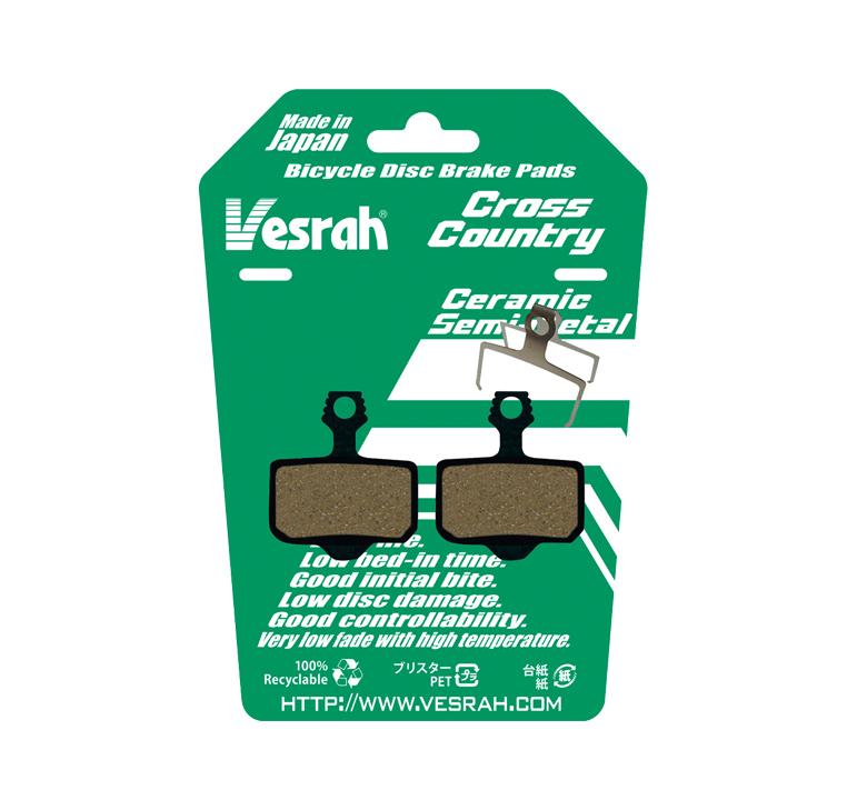 VESRAH ディスクブレーキパッド BP-035C