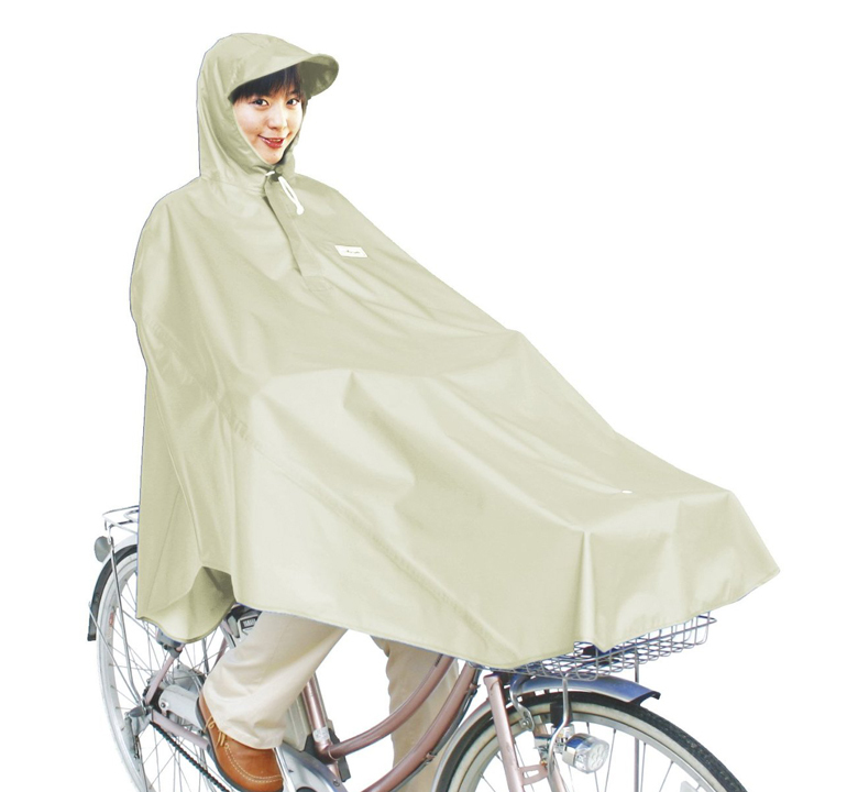MARUTO 自転車屋さんのポンチョ