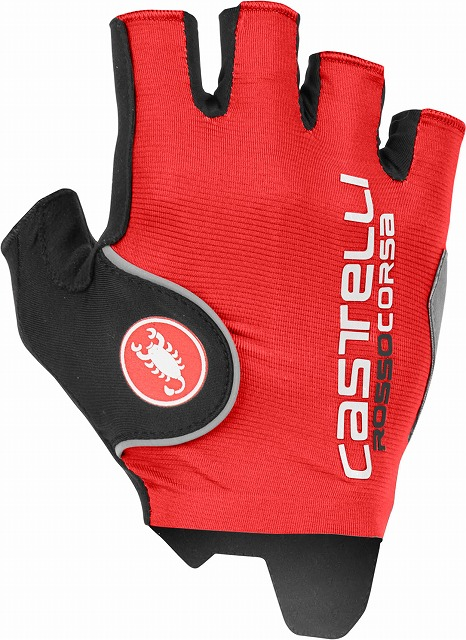 CASTELLI(カステリ) ROSSO CORSA PRO GLOVE 023 レッド M