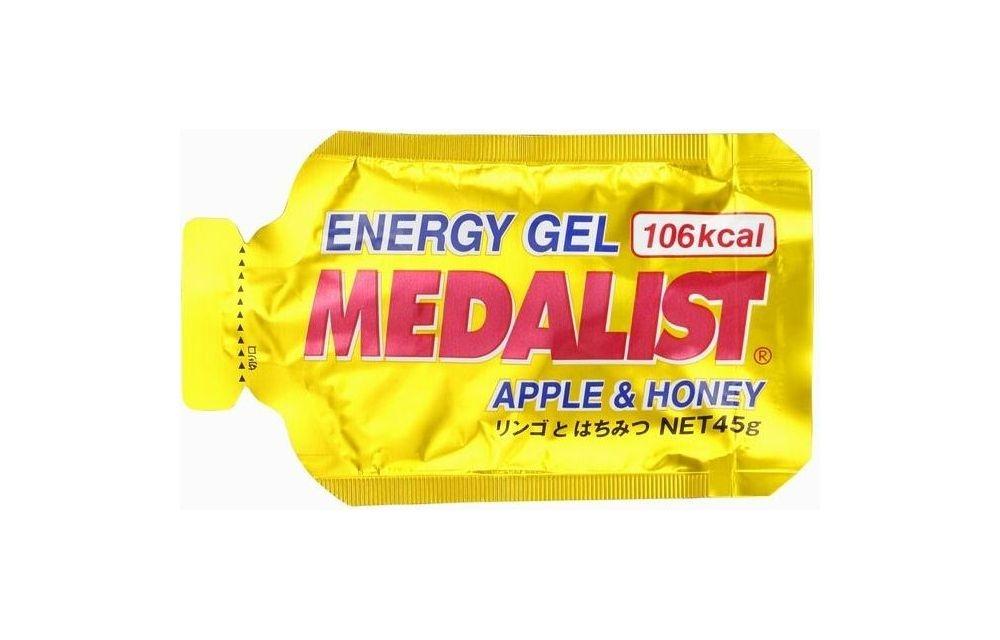 MEDALIST メダリストエナジージェル リンゴ 箱