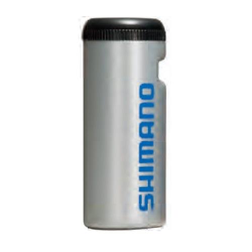 SHIMANO ( シマノ ) ツールボトル シルバー/ブルーロゴ L