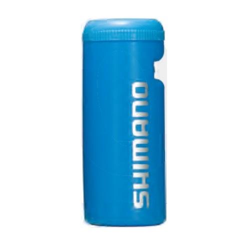 SHIMANO ( シマノ ) ツールボトル ブルー/シルバーロゴ L