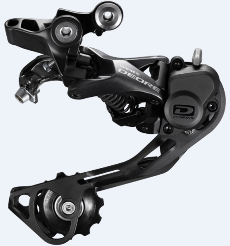 SHIMANO(シマノ)RD-M6000 10S SGS 【DEORE M6000】