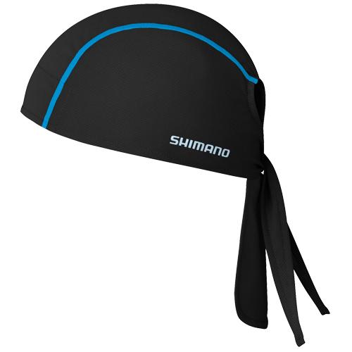 SHIMANO(シマノ)バンダナ ブラック ワンサイズ