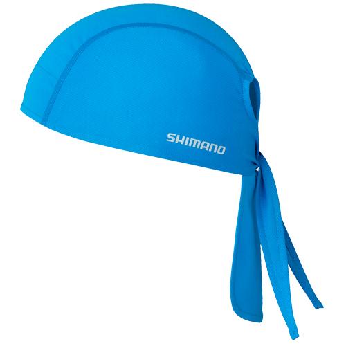 SHIMANO(シマノ)バンダナ ブルー ワンサイズ