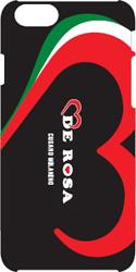 DE ROSA(デローザ)IPHONE CASE ブラック