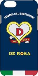 DE ROSA(デローザ)IPHONE CASE ネイビー