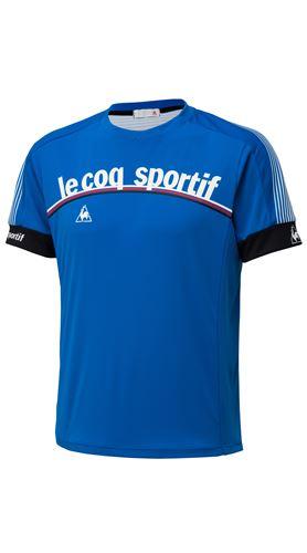 LE COQ トリコロールショートスリーブシャツ