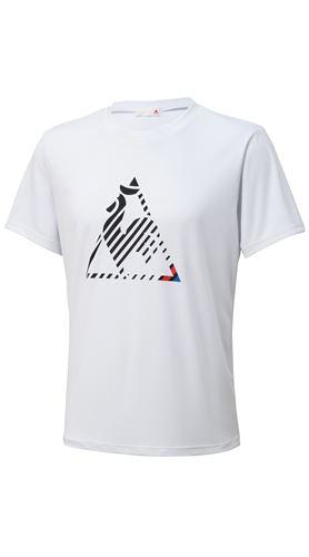 LE COQ グラフィックショートスリーブシャツ