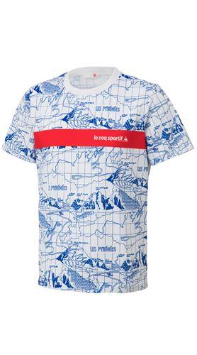 LE COQ ペイサージュショートスリーブシャツ