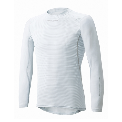 PEARL IZUMI(パールイズミ)118 クールフィットドライ UV ホワイト S