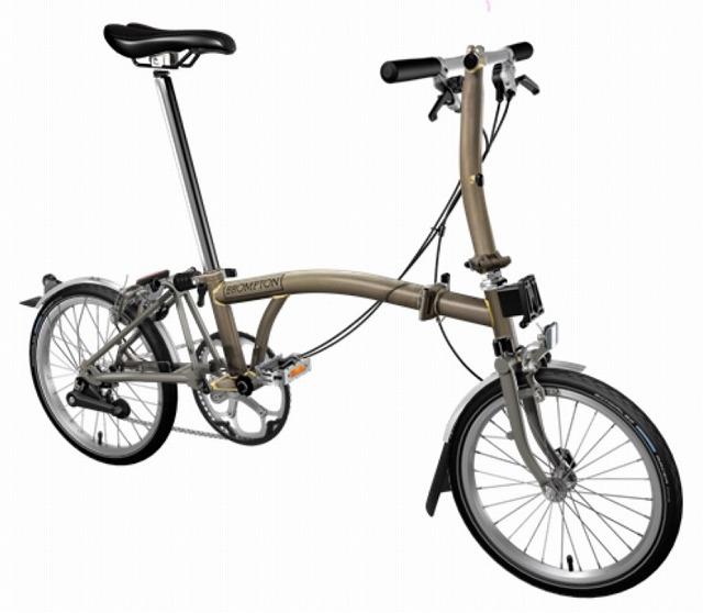 【店舗受取限定/ポイント3%還元】 BROMPTON(ブロンプトン) 20年モデル S2LX SUPERLIGHT 折りたたみ自転車 ロー