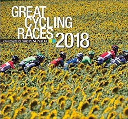 J SPORTS GREAT CYCLING RACES 2018 カレンダー