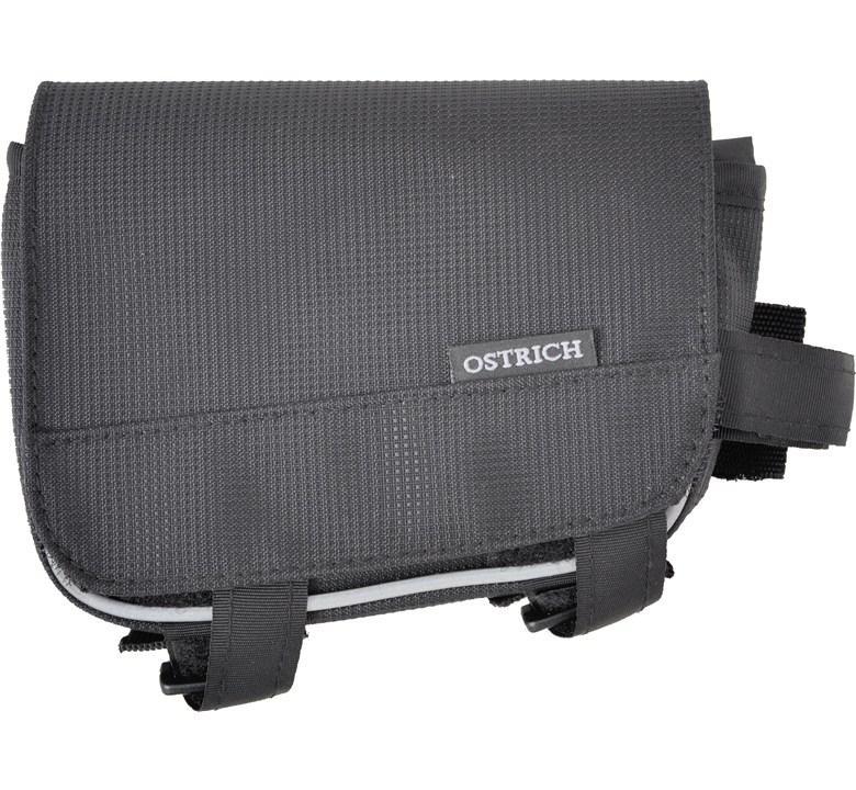 OSTRICH(オーストリッチ)フレームポケット ブラック