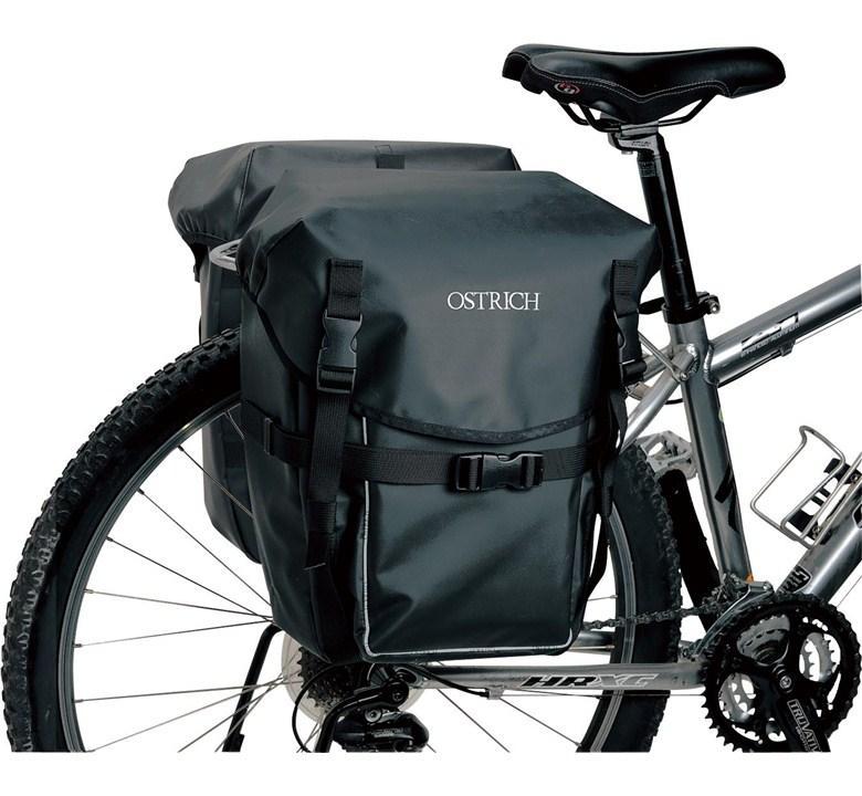 OSTRICH(オーストリッチ)S-7 ターポリン サイドバッグ ブラック