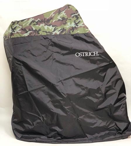OSTRICH(オーストリッチ)L-100 輪行袋超軽量型 グリーンカモ/ブラック