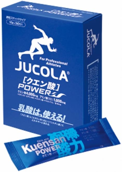 JUCOLA クエン酸パワー スティックタイプ
