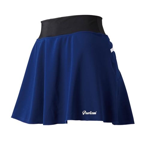 PEARL IZUMI(パールイズミ)W753 ギャザースカート ネイビー S-M