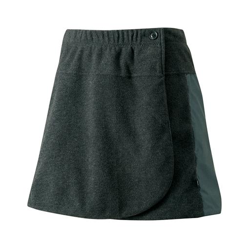 PEARL IZUMI(パールイズミ)W756 リバーシブルフリーススカート ブラック S-M