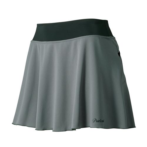 PEARL IZUMI(パールイズミ)W753 ギャザースカート グレー S-M