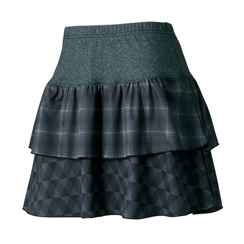 PEARL IZUMI(パールイズミ)W757 ペチコートスカート ブラック S