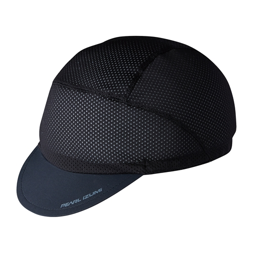 PEARL-IZUMI ( パールイズミ ) 470 メッシュ サイクル キャップ ブラック F