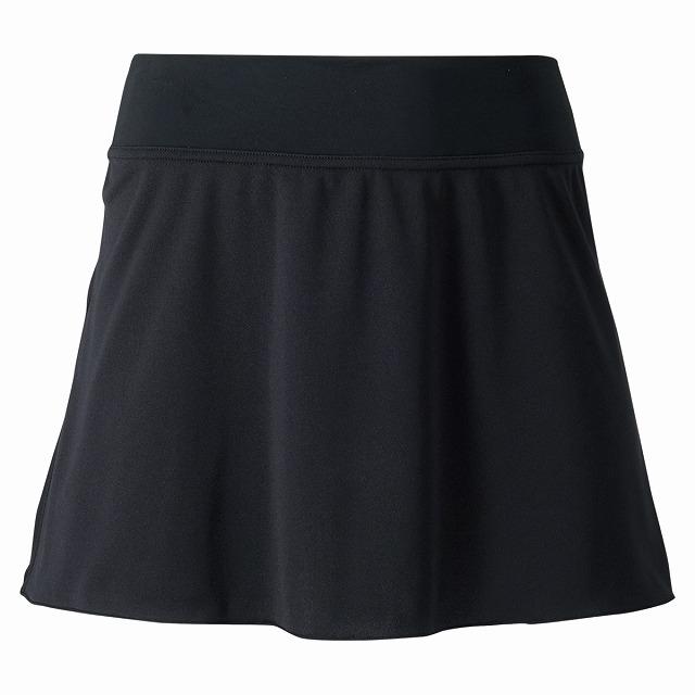 PEARL-IZUMI(パールイズミ) W753_15 バックフレアー スカート ブラック M-L