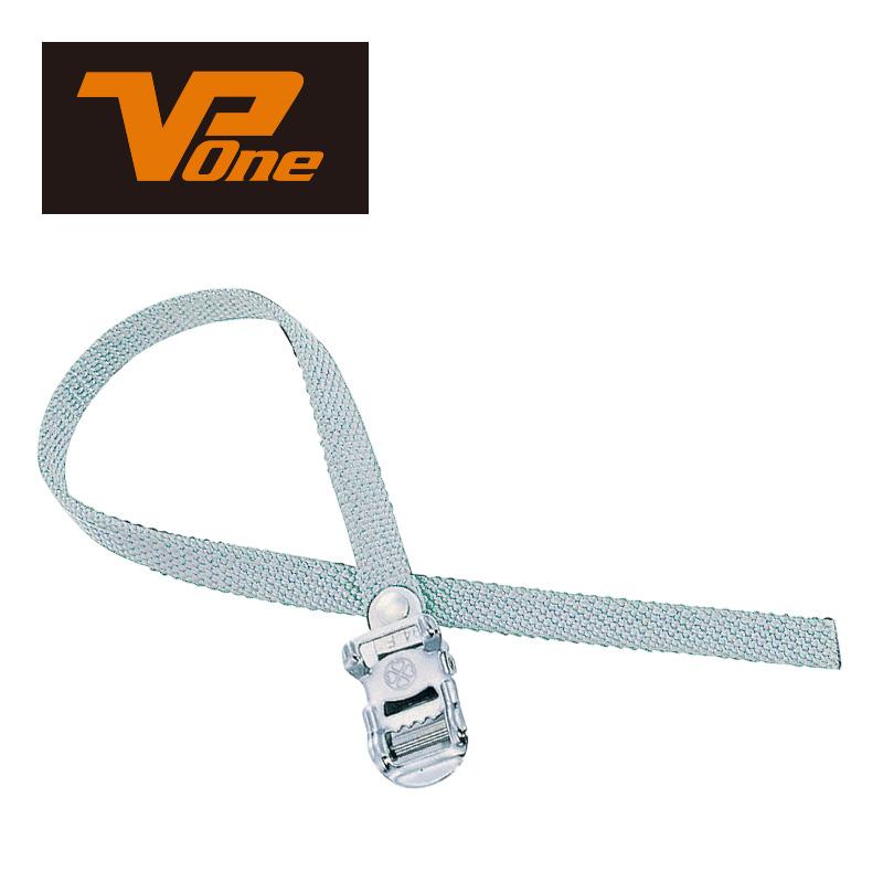 VPONE(ブイピーワン)MG-STP トーストラップ ホワイト