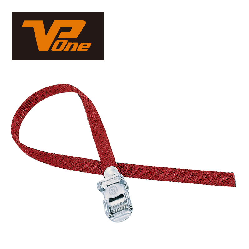 VPONE(ブイピーワン)MG-STP トーストラップ レッド
