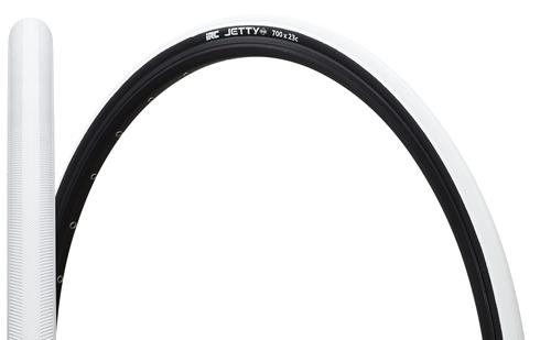 IRC ( アイアールシー ) タイヤ JETTY PLUS ジェティプラス ホワイト 700X23C