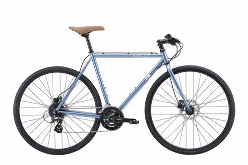 FUJI(フジ) クロスバイク FEATHER CX FLAT ( フェザー CX フラット ) クラウデッド ブルー 49