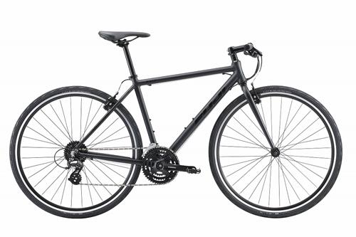FUJI(フジ) クロスバイク RAIZ ( ライズ ) マット ブラック 19