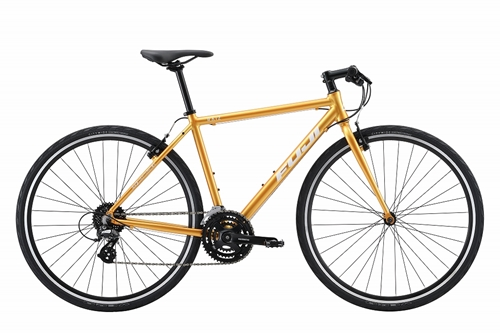 FUJI(フジ) クロスバイク RAIZ ( ライズ ) タンジェリン ゴールド 17
