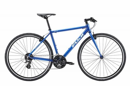FUJI(フジ) クロスバイク RAIZ ( ライズ ) ファイン ブルー 19