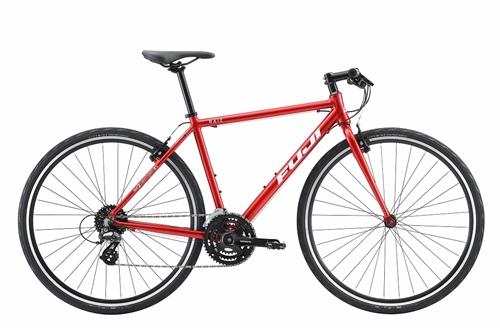 FUJI(フジ) クロスバイク RAIZ ( ライズ ) ブリリアント レッド 15