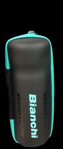 BIANCHI ( ビアンキ ) ツールケースボトルA ブラック/ロゴ