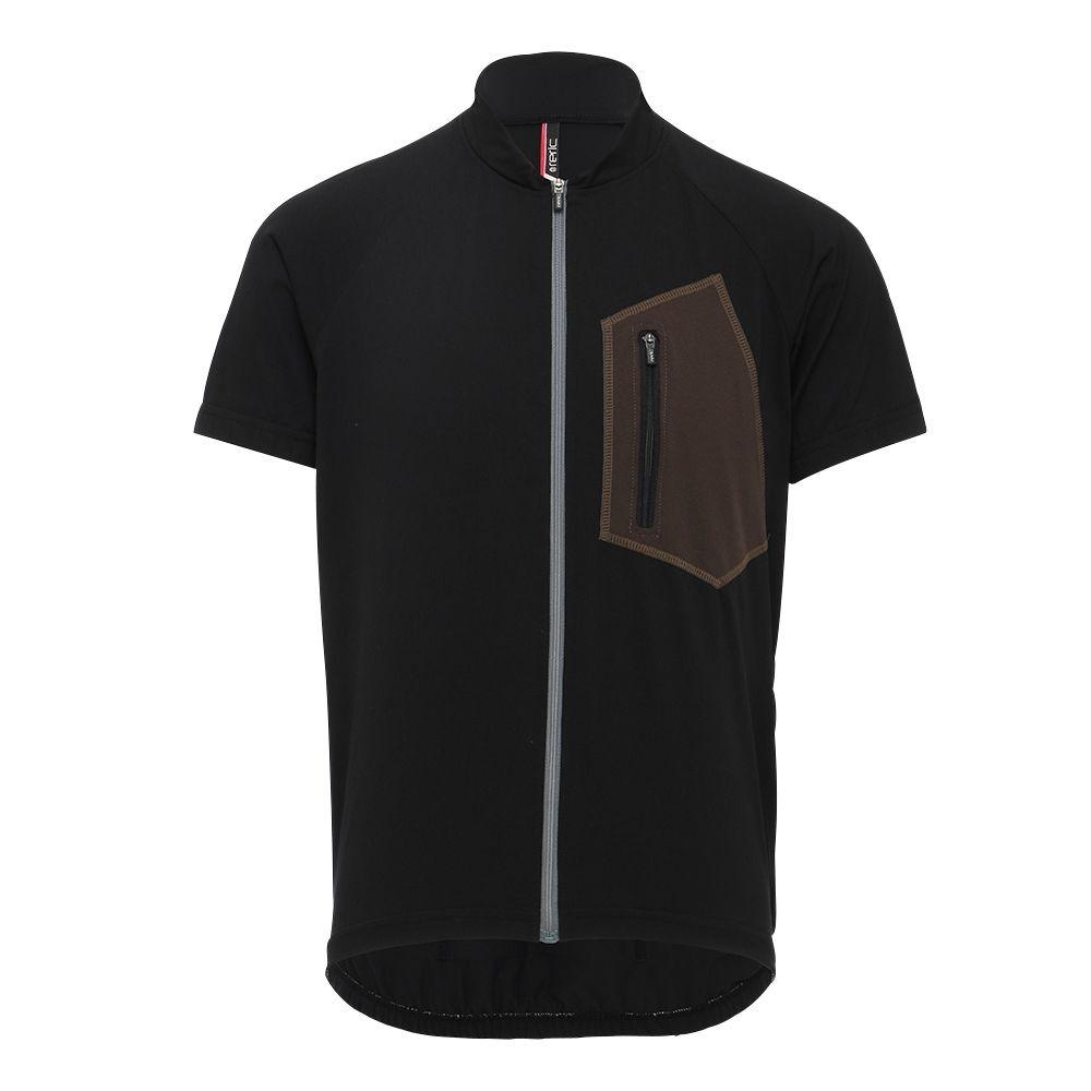 reric ( レリック ) オベロン ポケット ジャージ ブラック S