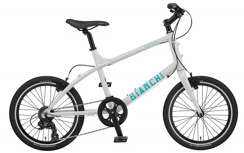 BIANCHI ( ビアンキ ) LECCO ( レッコ ) シティバイク ホワイト 43