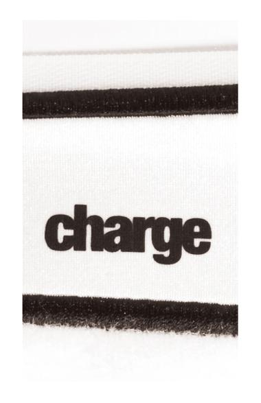 CHARGE BIKES(チャージバイクス)チッパーチェーンステープロテクター ホワイト XL