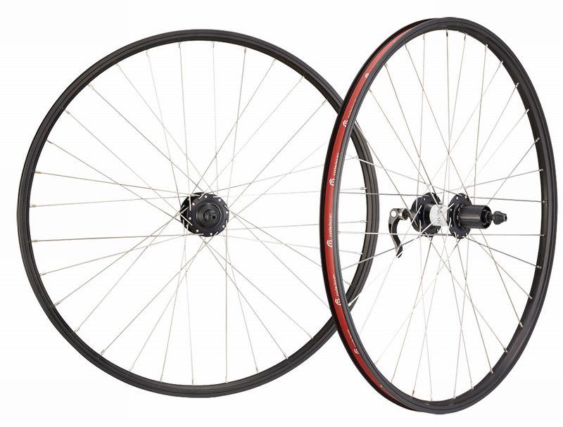CYCLE DESIGN 26ホイール F/ディスクブレーキ/FV