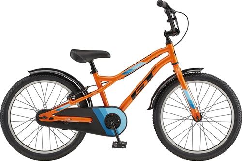 GT ( ジーティー ) キッズバイク RUNGE 20 ( ランジ 20 ) オレンジ ユニサイズ