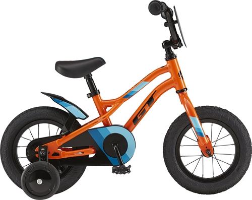 GT ( ジーティー ) キッズバイク RUNGE 12 ( ランジ 12 ) オレンジ ユニサイズ