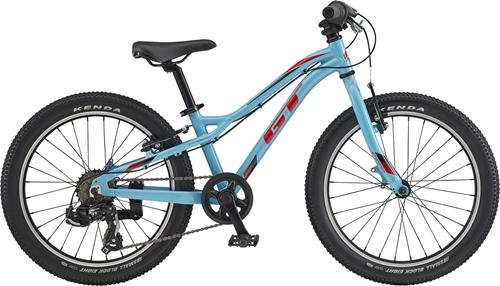GT ( ジーティー ) キッズバイク STOMPER ACE 20 U ( ストンパー エース 20 U ) アクア ブルー ユニサイズ