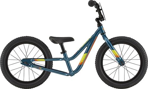 GT ( ジーティー ) キッズバイク VAMOOSE 16 U ( ヴァムース 16 U ) ディープ ティール ユニサイズ