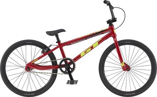 GT ( ジーティー ) キッズバイク MACH ONE EXPERT ( マッハワン エキスパート ) レッド ユニサイズ