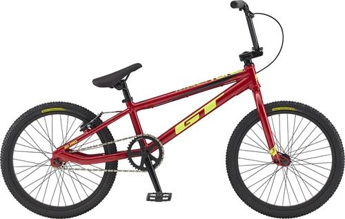 GT ( ジーティー ) キッズバイク MACH ONE PRO 20 ( マッハワン プロ 20 ) レッド ユニサイズ