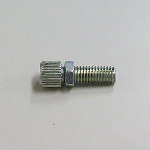 DIA-COMPE(ダイアコンペ)65 鉄アウターアジャスター M6 X 18MM